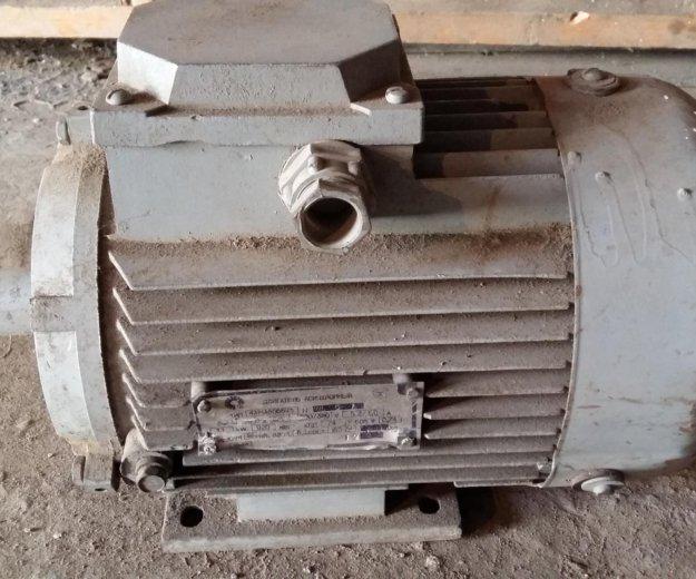 Электродвигатель. Фото 1. Ангарск.