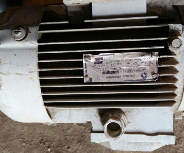 Электродвигатель. Фото 3. Ангарск.