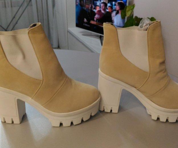 Ботинки. Фото 2. Кемерово.