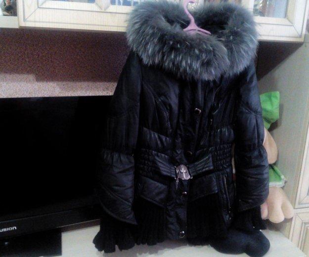 Куртка осень/зима. Фото 1. Омск.