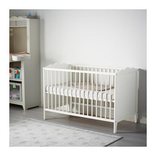 Детская кроватка икеа. Фото 1. Магнитогорск.