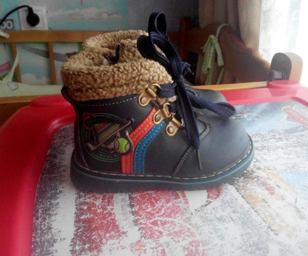 Продам зимние ботинки. Фото 2. Черногорск.
