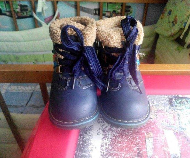Продам зимние ботинки. Фото 3. Черногорск.