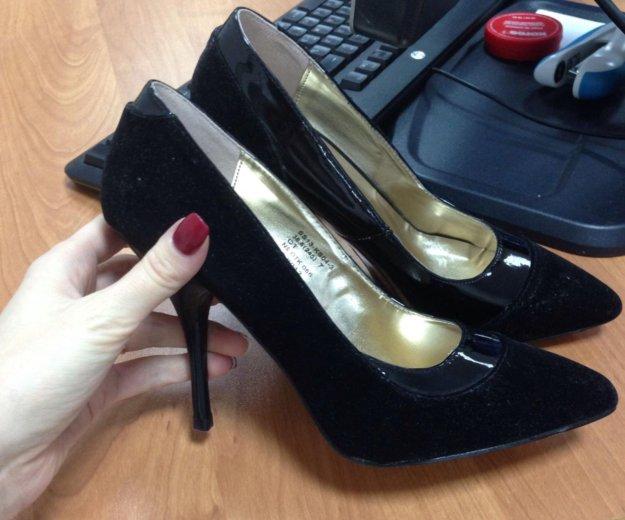 Туфли нрвые размер 38,5. Фото 1.