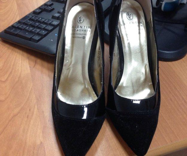 Туфли нрвые размер 38,5. Фото 3.