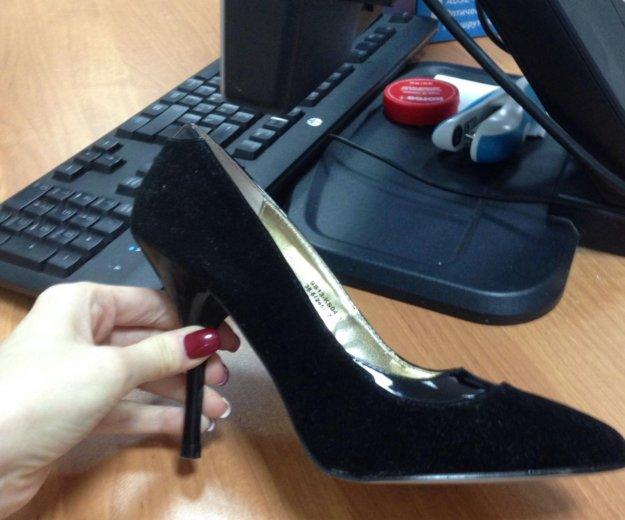 Туфли нрвые размер 38,5. Фото 2.