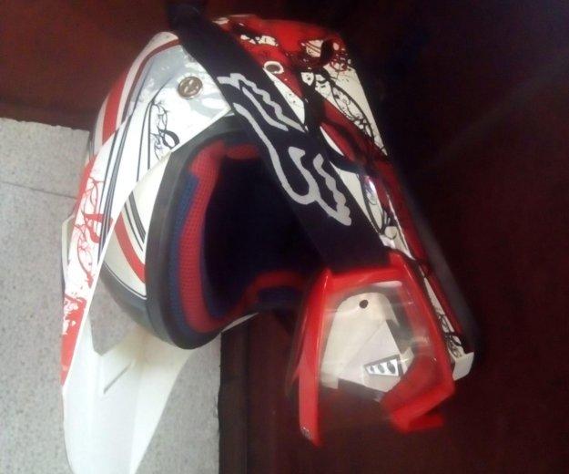 Шлем мотоциклетный (каска). Фото 1. Князе-Волконское.