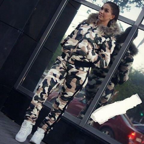 ❄️костюм куртка - брюки зимний. Фото 3. Екатеринбург.