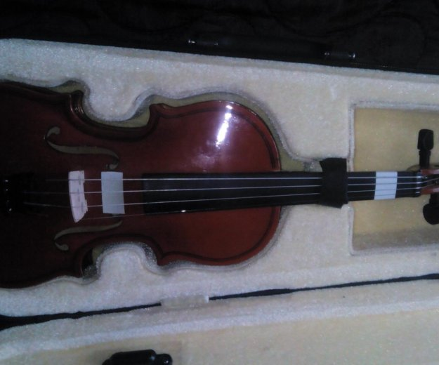 Скрипка 1/8. Фото 3. Тюмень.