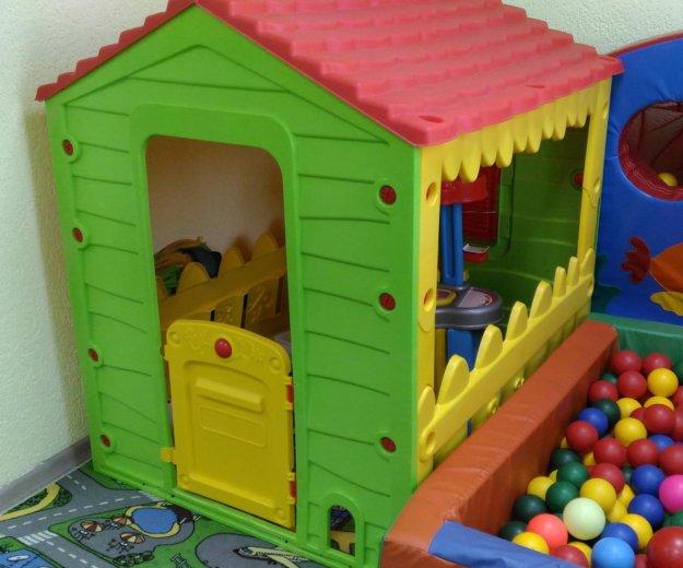 Пластиковый домик. Фото 2. Волжский.