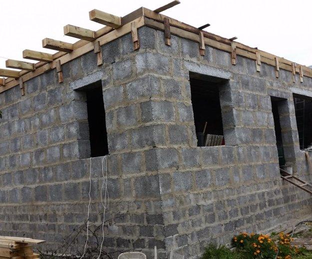 Теплые стеновые блоки. Фото 2.