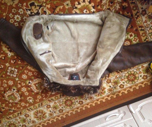 Продам мужскую дубленку в отличном состоянии!!!. Фото 1. Невьянск.