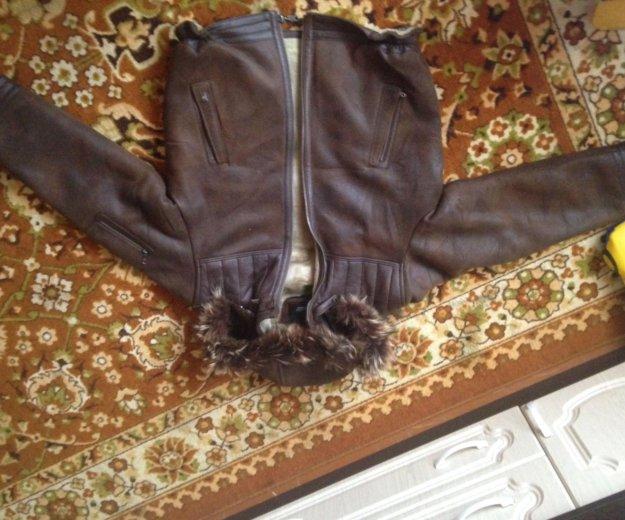 Продам мужскую дубленку в отличном состоянии!!!. Фото 2. Невьянск.