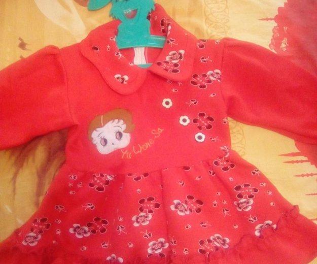 Продам детское платье.. Фото 1. Комсомольск-на-Амуре.