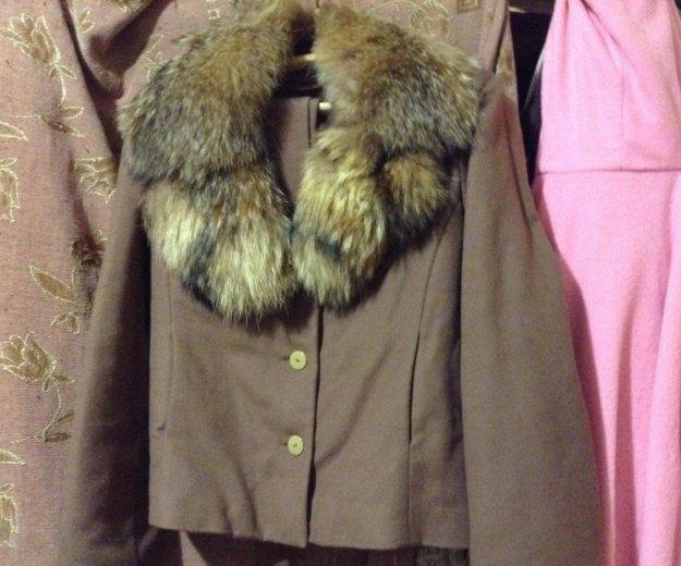Пальто утепленное. Фото 2. Константиново.