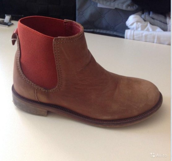 Классические ботинки 26 размера. Фото 2. Волгоград.