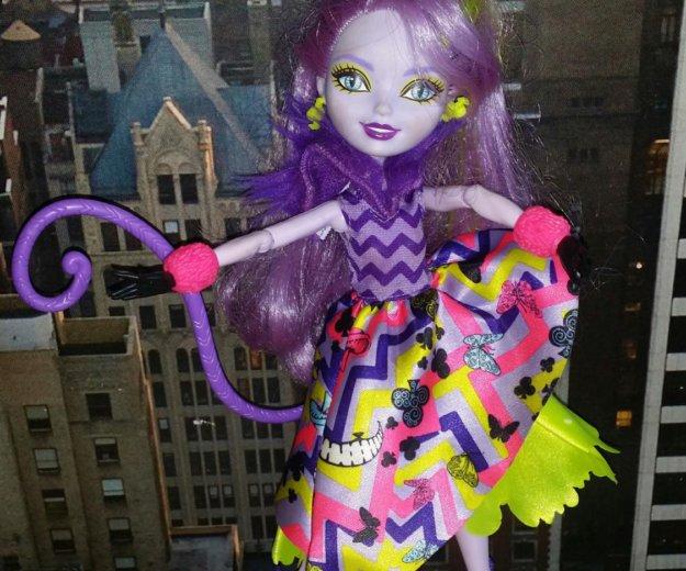 Кукла монстр хай. Фото 2. Междуреченск.