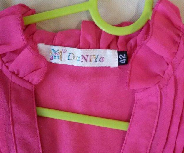 Блузка розовая. Фото 2. Красноярск.