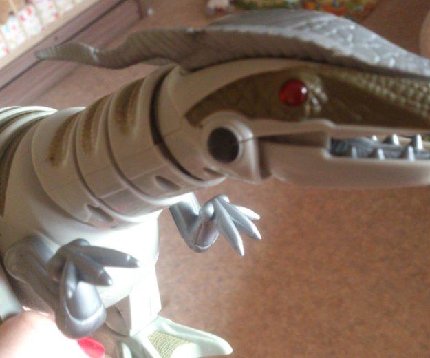 Динозавр на батарейках,ходит и рычит. Фото 1. Хабаровск.