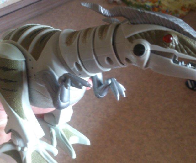 Динозавр на батарейках,ходит и рычит. Фото 3. Хабаровск.