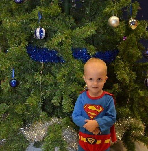 Костюм супермена. Фото 1. Шарыпово.