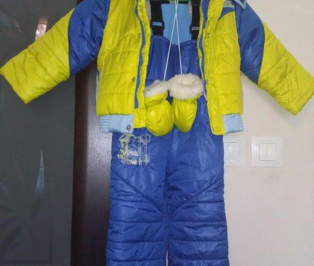 Зимний костюм на мальчика. Фото 2. Белогорск.