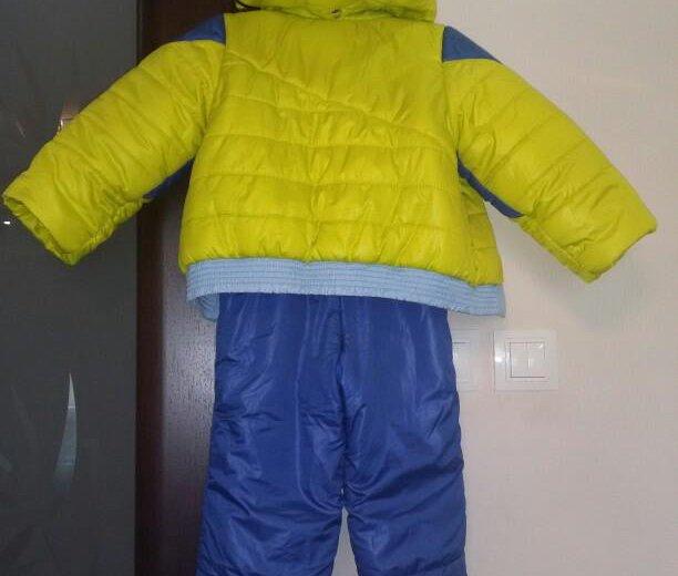 Зимний костюм на мальчика. Фото 3. Белогорск.