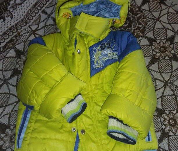 Зимний костюм на мальчика. Фото 4. Белогорск.