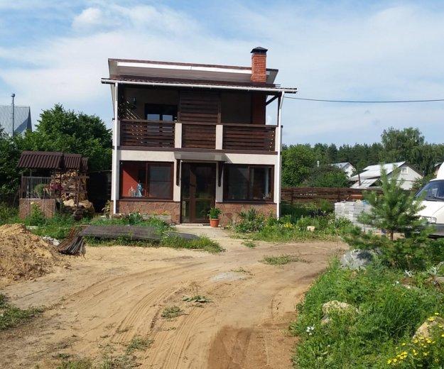 Строим дома из теплых блоков псфб. Фото 2.