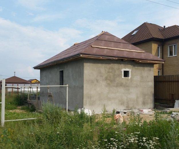 Строим дома из теплых блоков псфб. Фото 3.