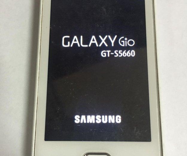 Samsung  galaxy gt-s5660. Фото 1.