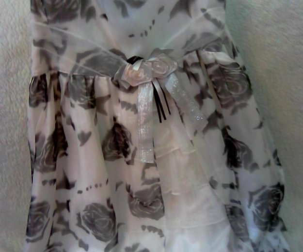 Праздничное платье. Фото 1. Томск.