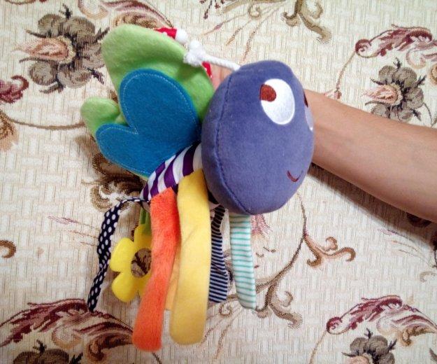 Жужа игрушка погремушка подвеска. Фото 1. Астрахань.