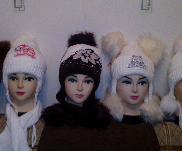 Зимние детские шапки. Фото 3. Казань.