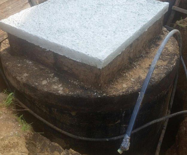 Теплые колодцы для водоснабжения. Фото 4.