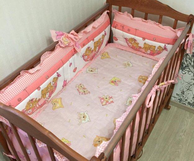 Продам детскую кроватку. Фото 3.