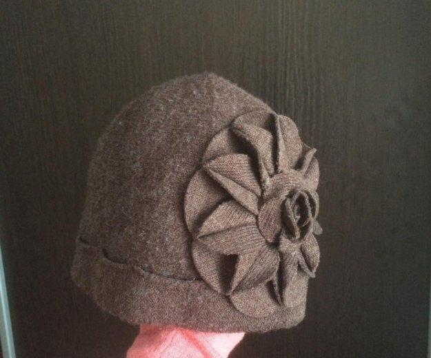 Женская шапочка на зиму. Фото 1. Омск.