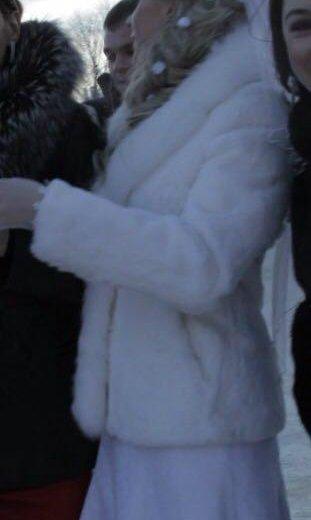 Натуральная шубка кролик. Фото 2. Обнинск.