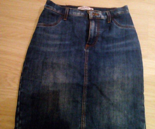 Юбка джинсовая глория джинс. Фото 1. Сургут.