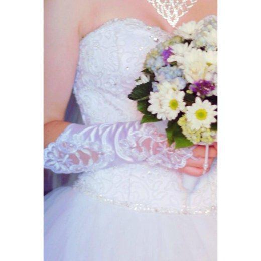 Свадебное платье. Фото 3. Щёлково.
