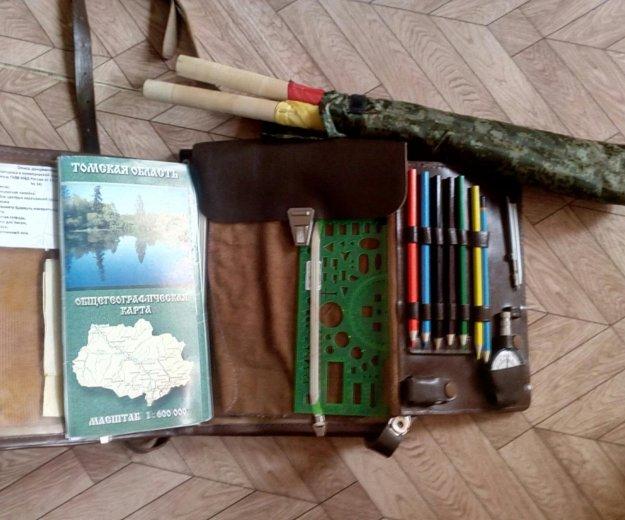 Сумка командирская в сборе. Фото 1. Томск.