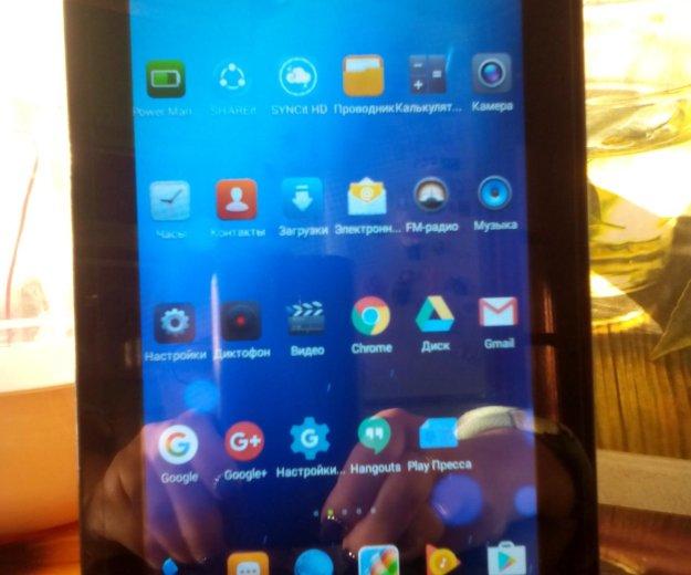 Леново -планшет а3300-hv. Фото 1.