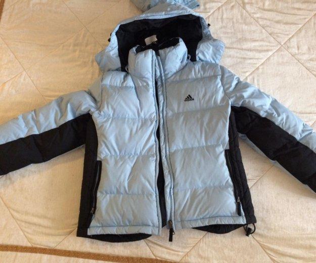 Зимний костюм adidas. Фото 1.