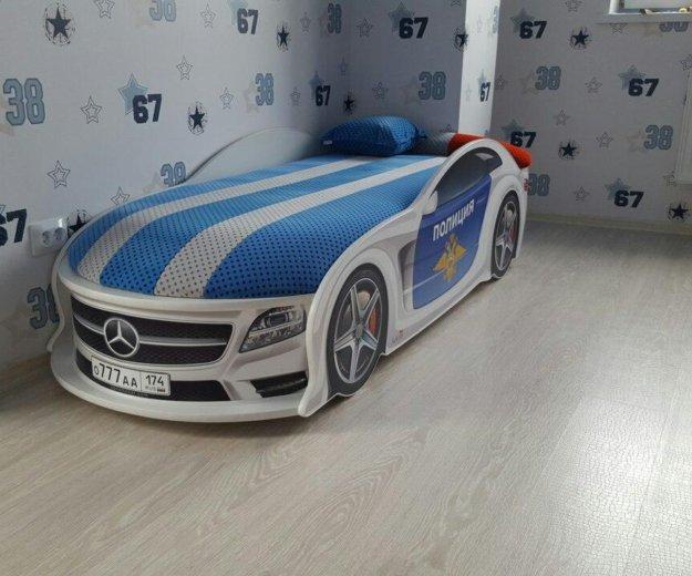 Кровать машина новая!. Фото 1. Москва.