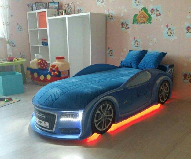 Кровать машина новая!. Фото 3. Москва.