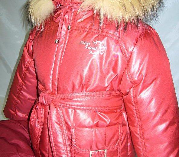Новый зимний комплект 104 размер. Фото 1.