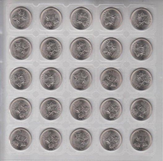 Монеты олимпиада сочи (4 листа). Фото 3. Иркутск.