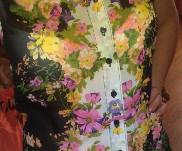 Блуза шифоновая. Фото 2.