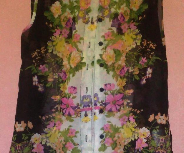 Блуза шифоновая. Фото 3.