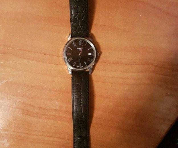 Продам часы tissot t033.410.16.053.01. Фото 1. Красноярск.